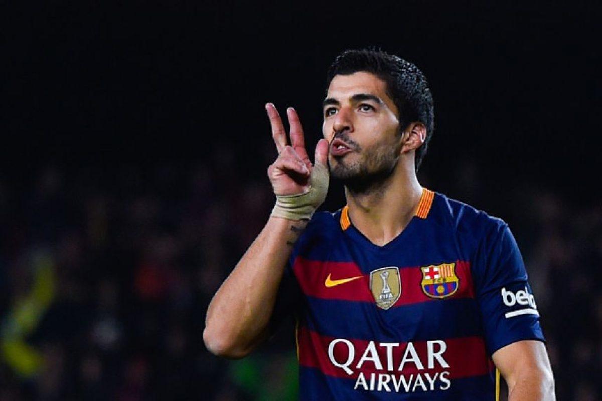 4. Luis Suárez / 90 millones de euros Foto:Getty Images. Imagen Por: