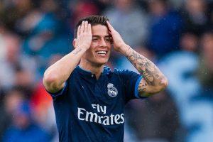 7. James Rodríguez / 70 millones de euros Foto:Getty Images. Imagen Por: