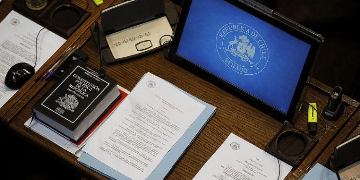 Chile Vamos presentó los 80 puntos de su propuesta constitucional