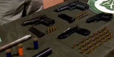 Más de 700 detenidos dejó operativo de Carabineros a nivel nacional