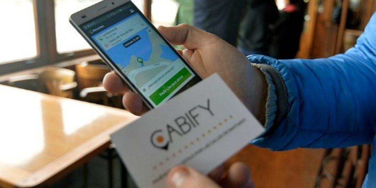 Paro de taxis: Cabify advierte a sus usuarios sobre operación parcial de su servicio