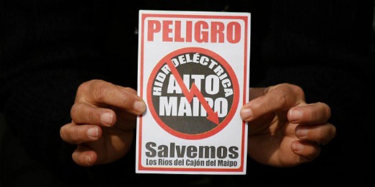 Corte de Apelaciones acoge recurso de protección contra Alto Maipo