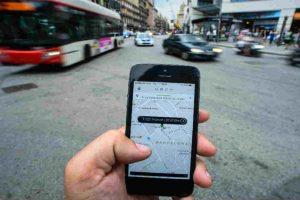 En Argentina el gobierno prohibió Uber. Foto:Getty Images. Imagen Por: