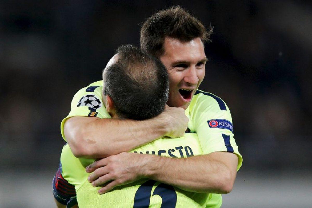 ¿Cuántos títulos internacionales ganaron con su club o selección? Foto:Getty Images. Imagen Por: