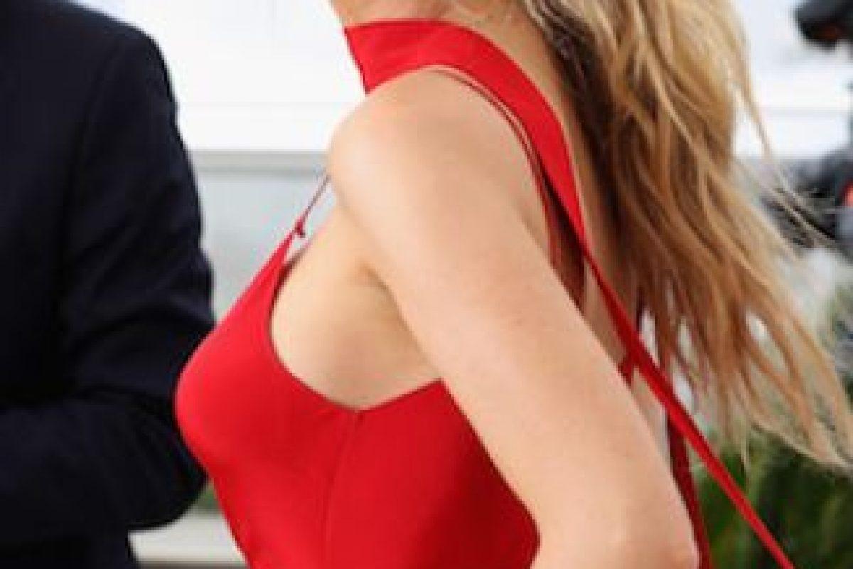 Se robó la atención de las cámaras con su outfit Foto:Getty Images. Imagen Por: