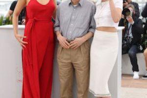 Así lució Blake en Cannes junto a Woody Allen y Kristen Stewart Foto:Getty Images. Imagen Por: