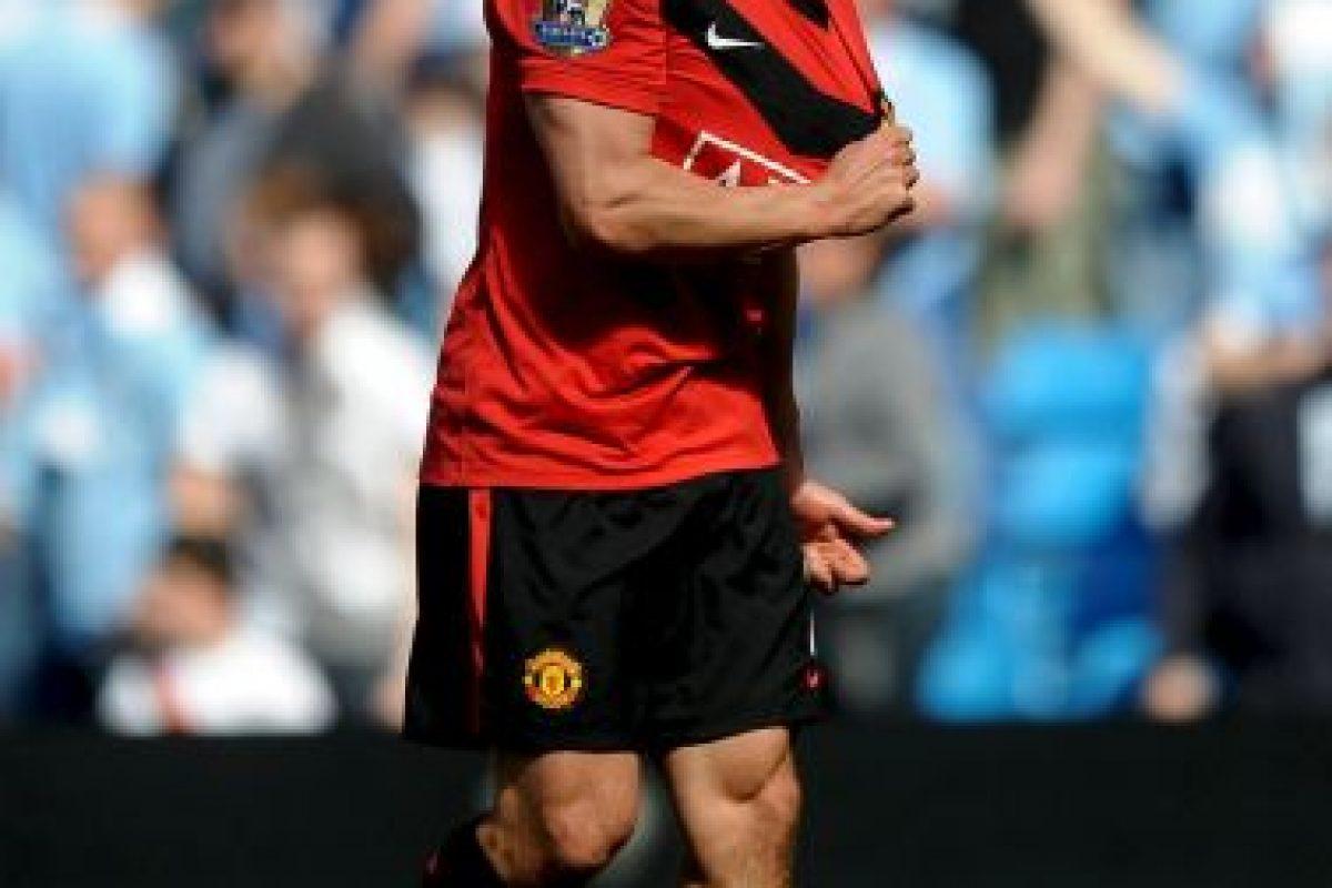 Gary Neville: 4 Foto:Getty Images. Imagen Por: