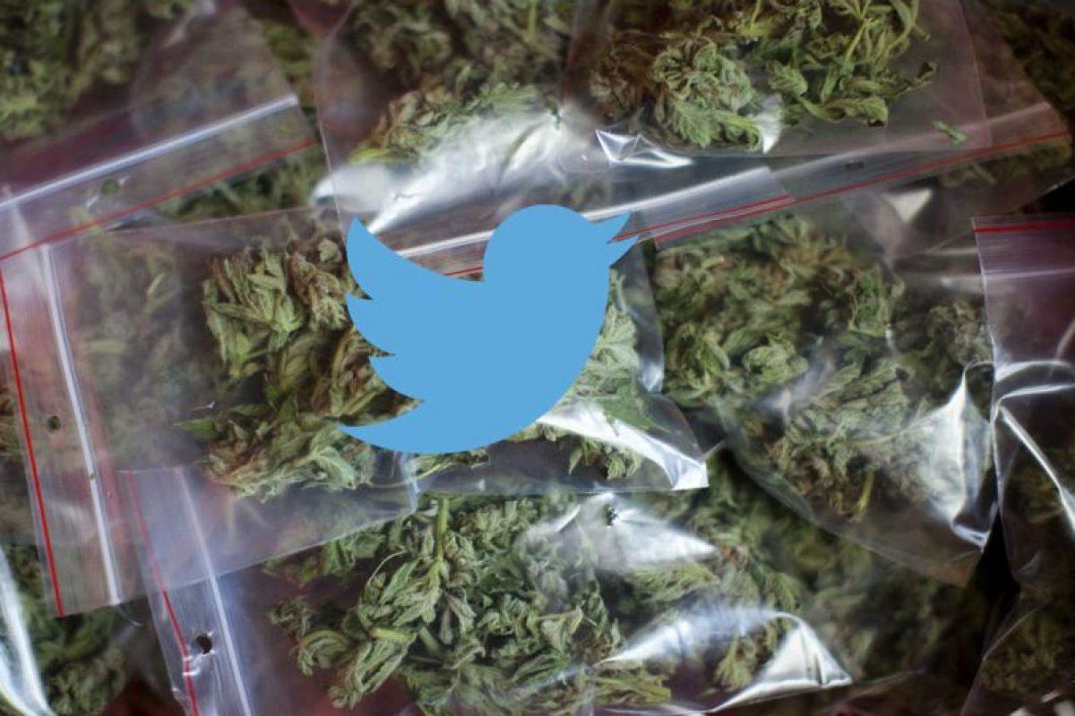 Las redes sociales están siendo usadas para vender drogas. Foto:Getty Images/Twitter. Imagen Por: