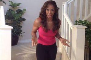 Además de hacer cardio y pesas en el gimnasio, a menudo corre. Foto:instagram.com/wendyidafitness/. Imagen Por: