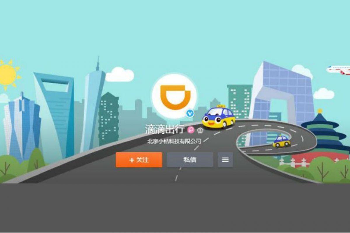 En China hay un problema de escasez de taxis. Foto:Didi Chuxing. Imagen Por: