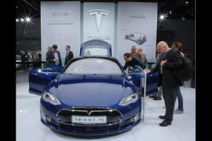 Por ser eléctrico, no necesita gasolina. Foto:Getty Images. Imagen Por: