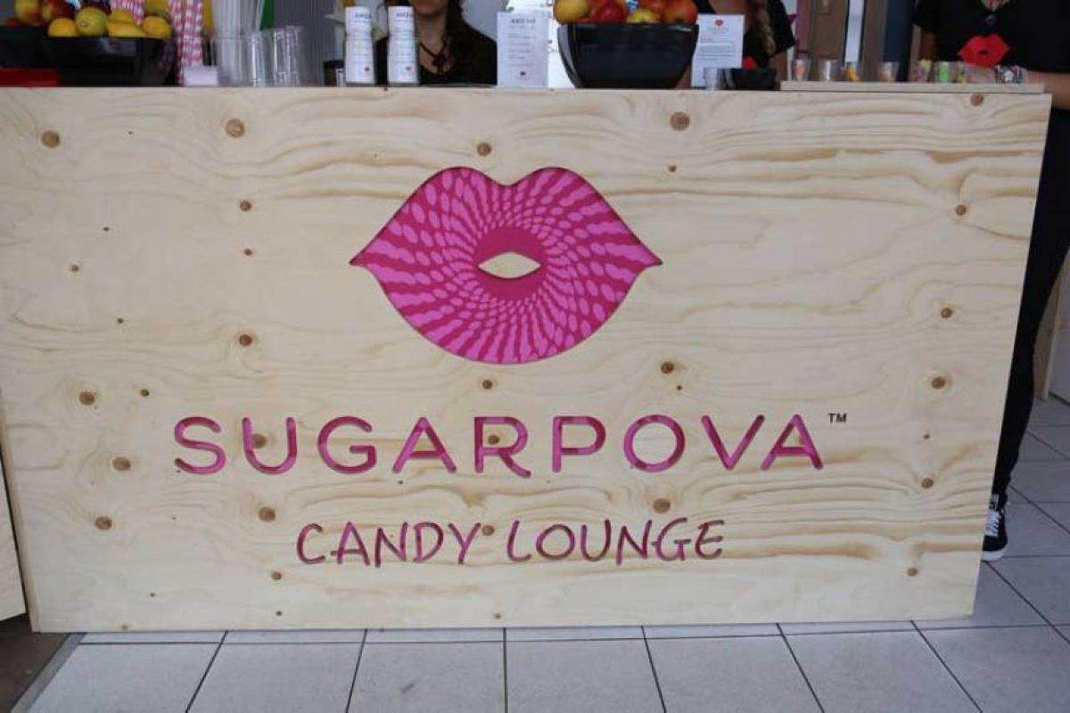 """En 2012, la tenista rusa lanzó su propia compañía: """"Sugarpova"""" Foto:Getty Images. Imagen Por:"""