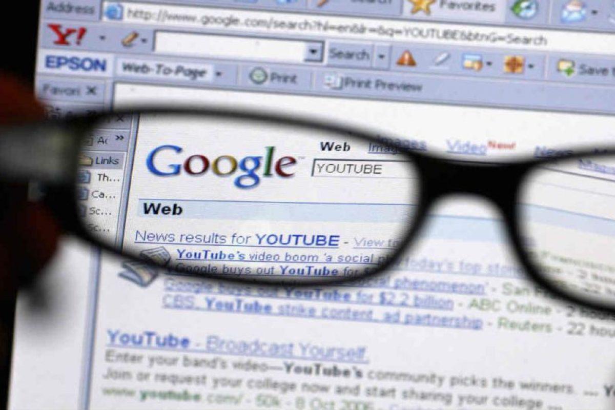 """El botón """"Voy a tener suerte"""" le cuesta a Google ¡11 millones de dólares al año!, pues nos ayuda a saltarnos las búsquedas y la publicidad. Foto:Getty Images. Imagen Por:"""