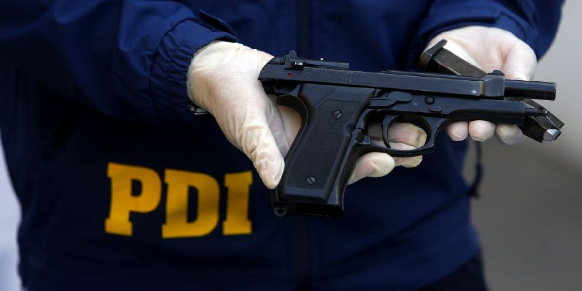 Investigan ajuste de cuentas: balean a presunto lanza internacional en Estación Central