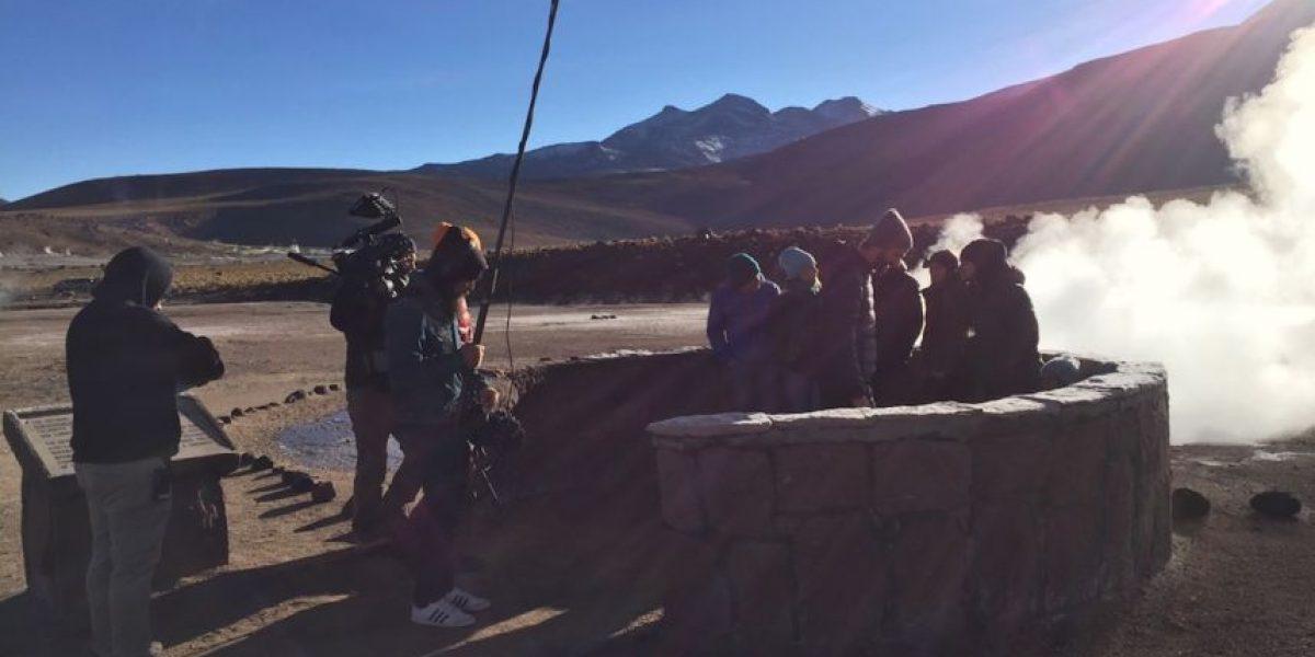 Estará disponible en YouTube: webserie mostrará los paisajes del norte de Chile