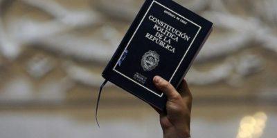 Gobierno y proceso constituyente: