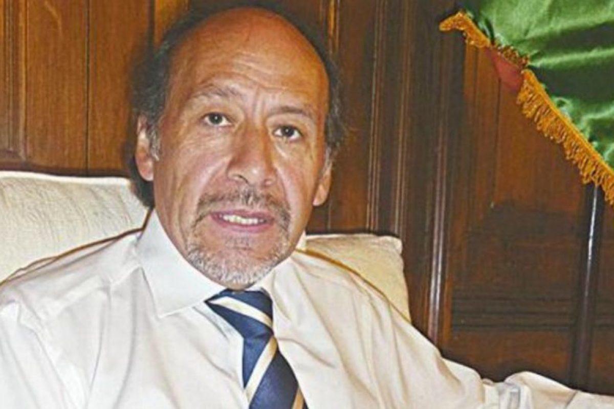 Roberto Calzadilla. Foto:Reproducción / Diario El Deber de Bolivia. Imagen Por: