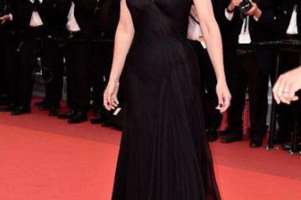 Es la primera vez que asiste al Festival de Cannes Foto:Getty Images. Imagen Por: