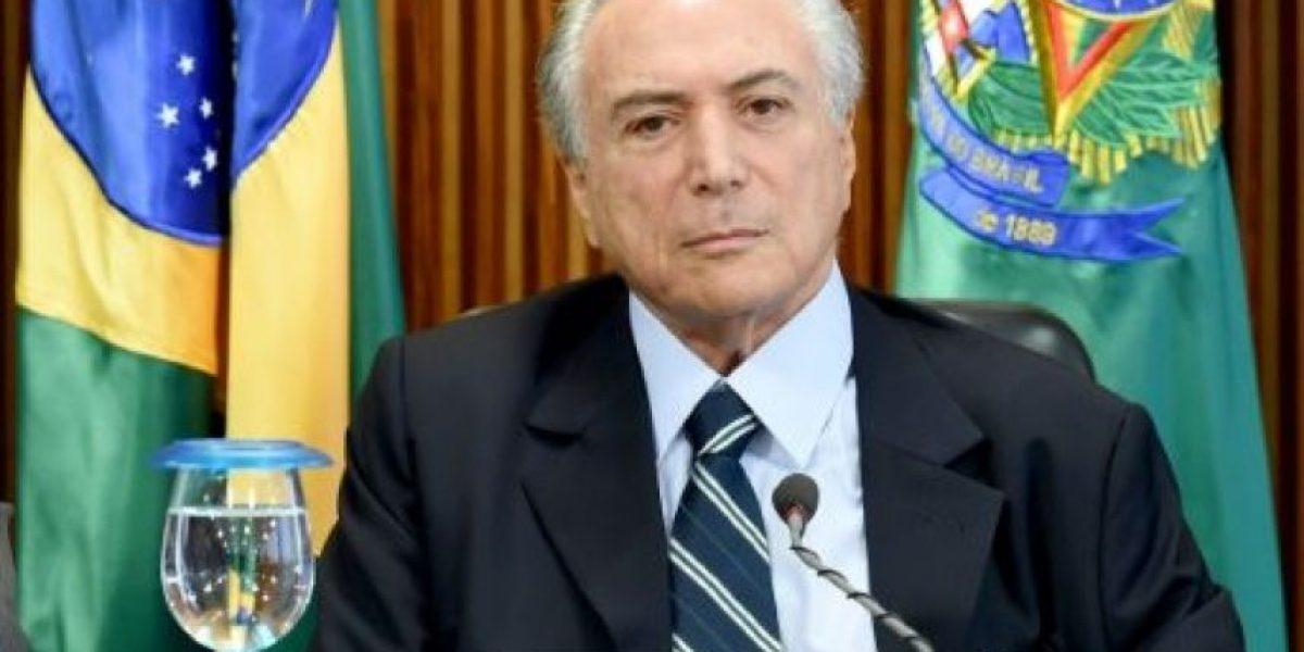 Comienza la era Temer con la promesa de rescatar a un Brasil en crisis