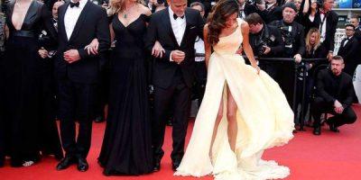Esposa de George Clooney pasó un
