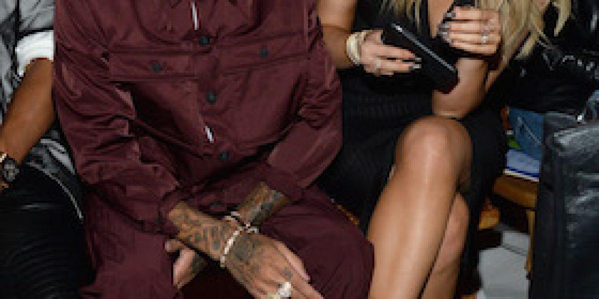 Tyga quiere mantener una amistad con Kylie Jenner