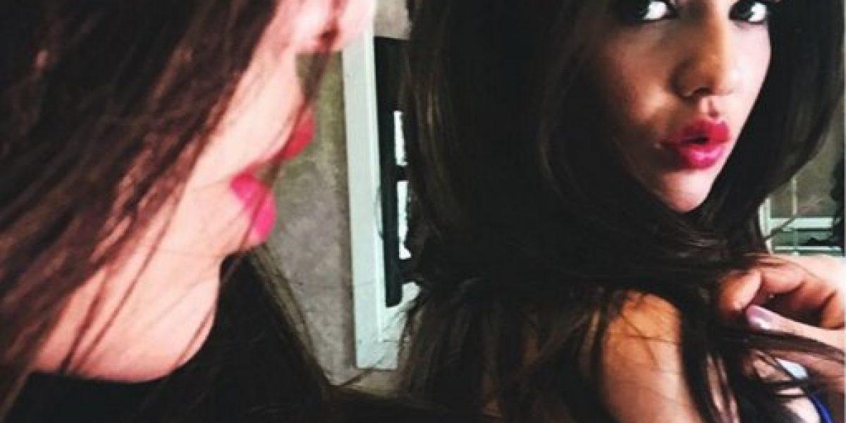 Integrante de One Direction deja a su novia en topless