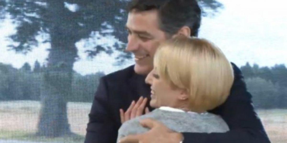 ¿Qué pasó? Felipe Braun ya no será la pareja de Mane Swett en nueva teleserie de TVN