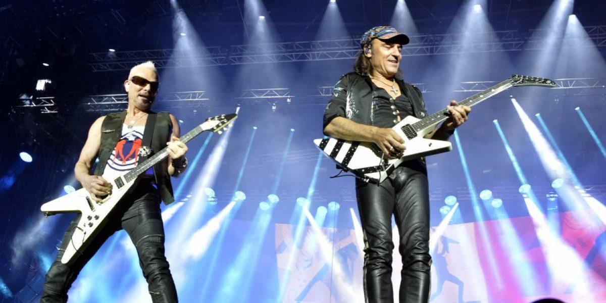 Scorpions vuelve a nuestro país a celebrar 50 años de carrera