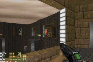 Fue tan famoso que Bill Gates promocionó Windows 95 con el fondo de este juego Foto:freedoom.sourceforge.net/screenshots/. Imagen Por: