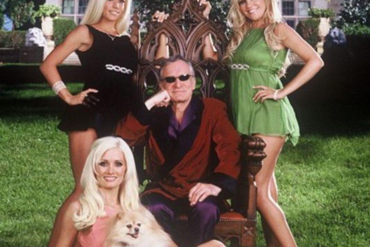 """El reality que las lanzó a la fama se llamaba """"Girls of the Playboy Mansion"""". Foto:vía E!. Imagen Por:"""