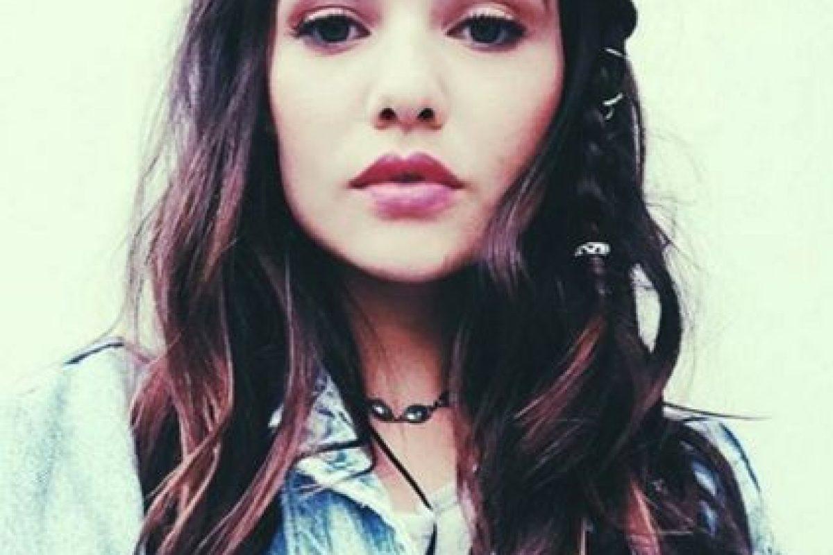"""Se hizo famosa por protagonizar la cinta de Disney Channel """"Starstruck· Foto:Vía instagram.com/thedaniellecampbell/. Imagen Por:"""
