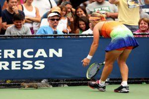 ¡Y de tenis también! Foto:Getty Images. Imagen Por: