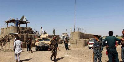 Afganistán: ataque suicida deja 5 muertos y 10 heridos
