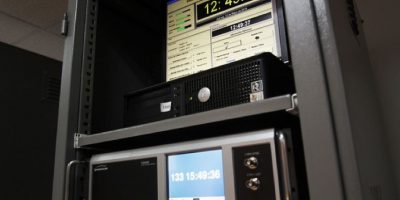 Reloj atómico del Shoa supervisará cambio horario de este sábado