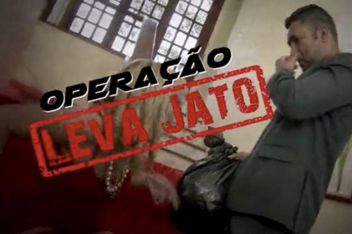 La parodia porno de la más grande operación de corrupción en Brasil Foto:Brasileirinhas. Imagen Por: