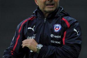 Le dio a Chile la primera Copa América de su historia, en 2015. Foto:Getty Images. Imagen Por: