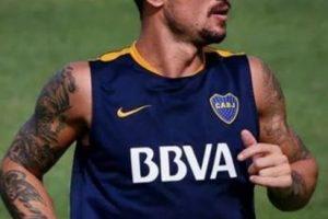 Daniel Osvaldo fue despedido de Boca Juniors Foto:Vía instagram.com/danystone25. Imagen Por: