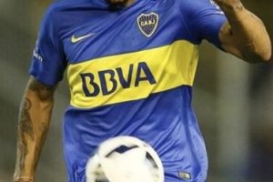 El club decidió rescindir el contrato del delantero, luego de que Barros Schelotto lo enocntrara fumando en el vestidor Foto:Vía instagram.com/danystone25. Imagen Por: