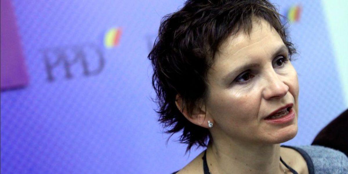 Carolina Tohá niega cualquier vínculo con SQM en su gestión al mando del PPD