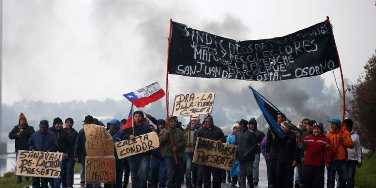 Gobierno insiste en normalizar actividades en Chiloé tras nuevas medidas
