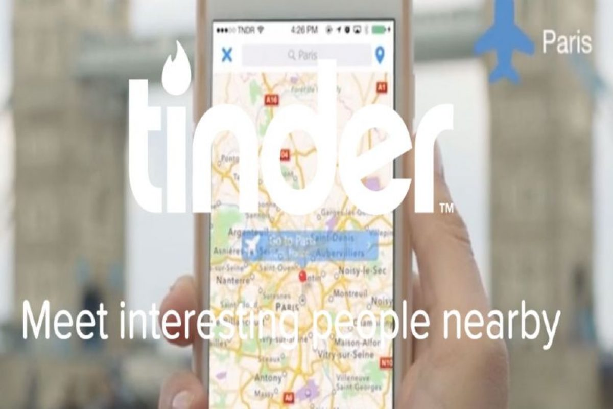 Tinder es una aplicación para conocer personas. Foto:Tinder. Imagen Por: