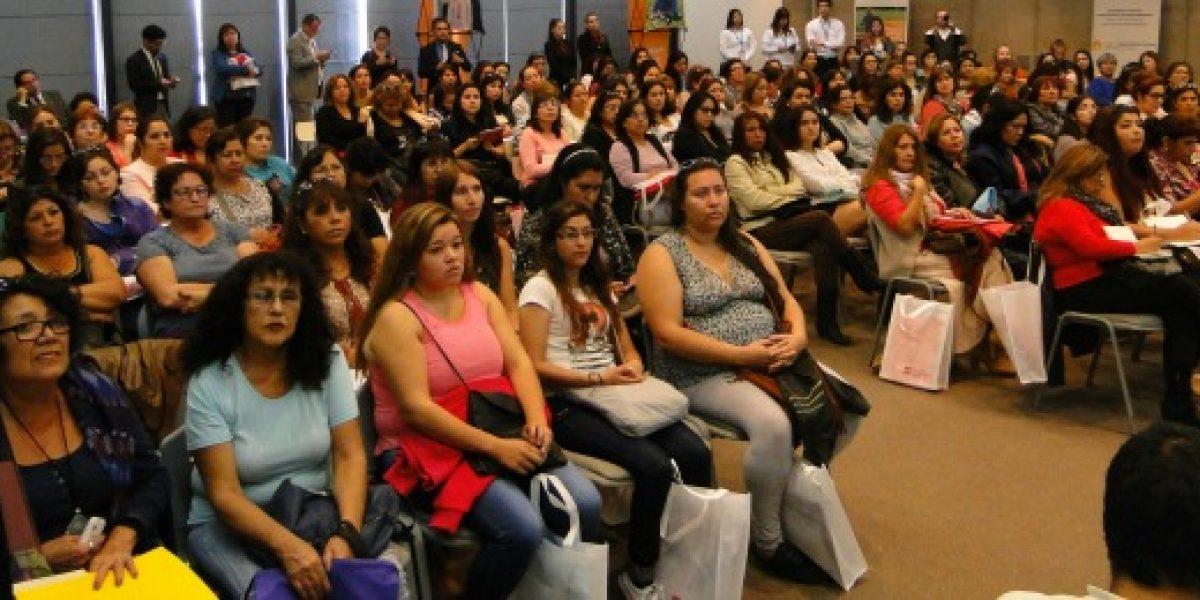 Más de 180 mujeres llegaron a la Gira Nacional de Emprendimiento
