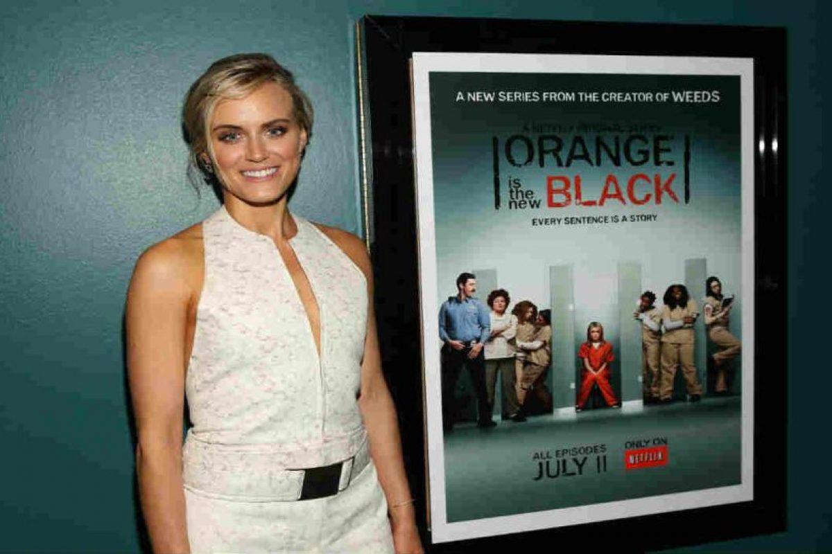 OITNB es de las series más exitosas en Netflix. Foto:Getty Images. Imagen Por: