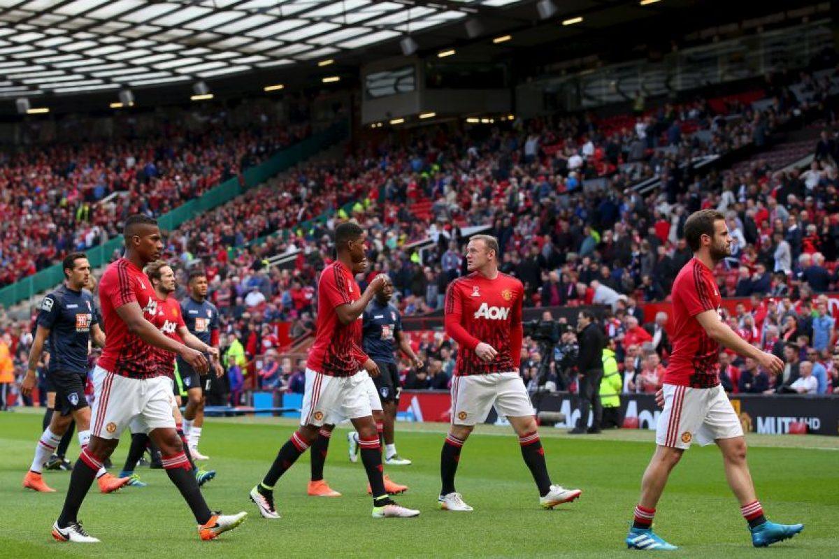 Por lo que se retrasó el juego 45 minutos. Foto:Getty Images. Imagen Por: