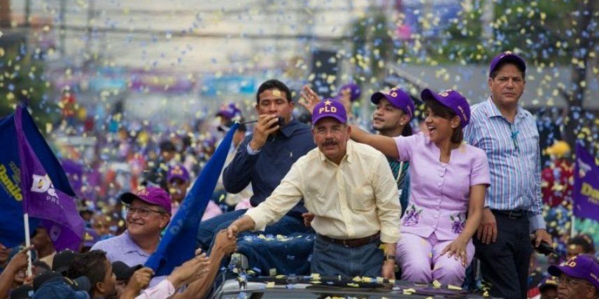 Medina asegura reelección en República Dominicana con abrumadora victoria