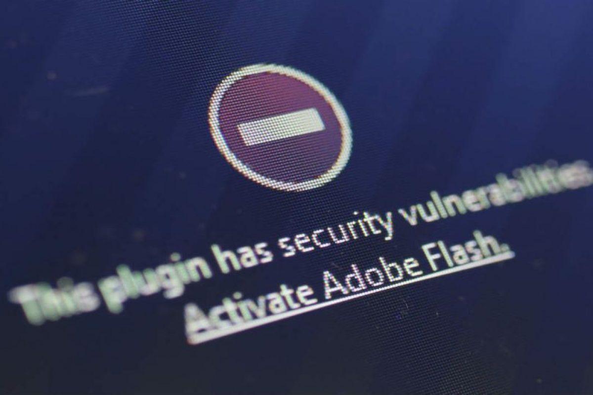En primer lugar, Jobs dijo que los usuarios de sus productos no se perdían de tanto al no poder usar Flash. Foto:Getty Images. Imagen Por:
