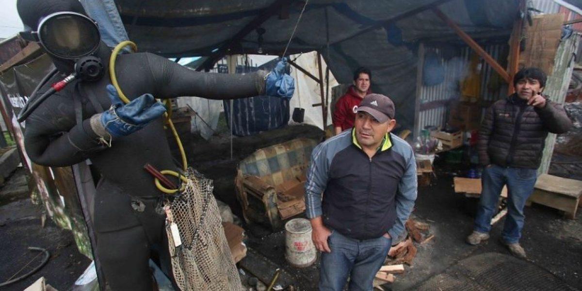 Cadem: movilizaciones de pescadores de Chiloé cuentan con un 76% de apoyo