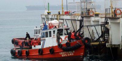 Activan plan de emergencia tras derrame de hidrocarburos en Quintero
