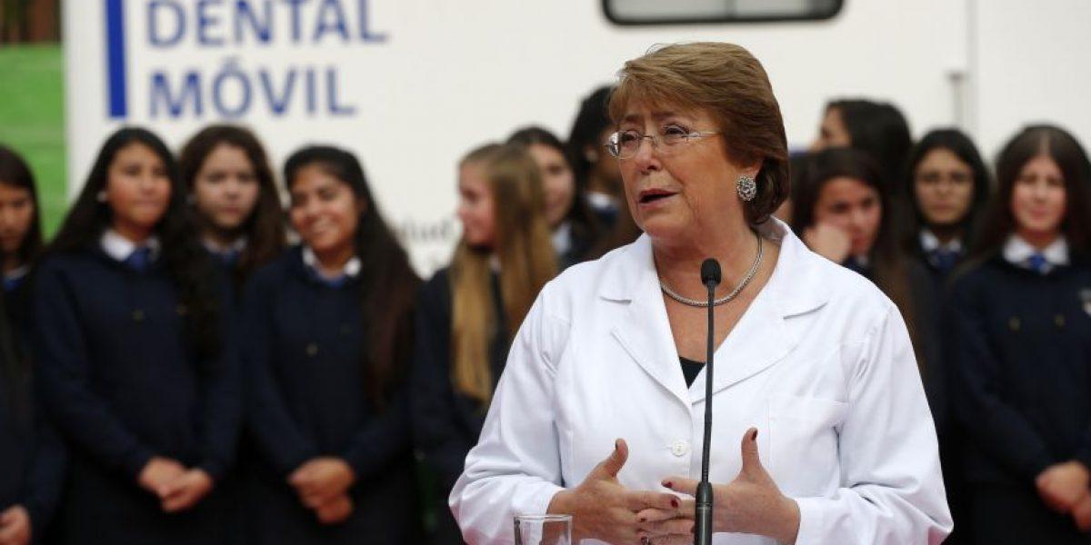 Bachelet por golpiza a mujer en Coyhaique: