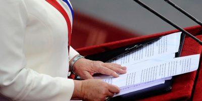 A días del 21 de mayo: Presidenta tuvo un 53% de avance en promesas legislativas 2015